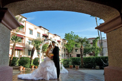 Wedding at Windmill Suites